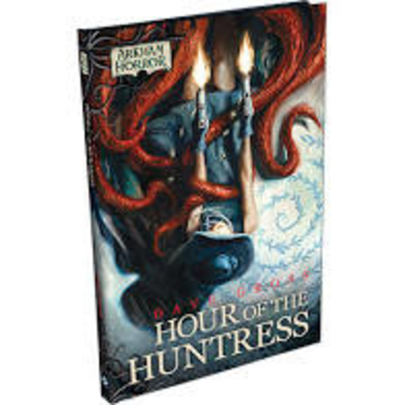 Arkham Horror: Hour of the Huntress Hardcover