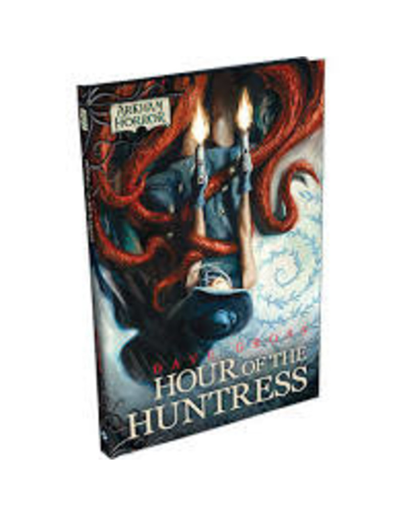 Arkham Horror: Hour of the Huntress Hardcover