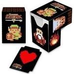 The Legend of Zelda 8 Bit Full Vew Deck Box