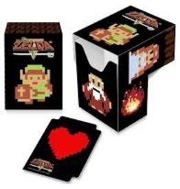 The Legend of Zelda 8 Bit Full Vew Deck Box