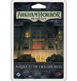 Arkham Horror The Card Game - Murder At The Excelsior Hotel