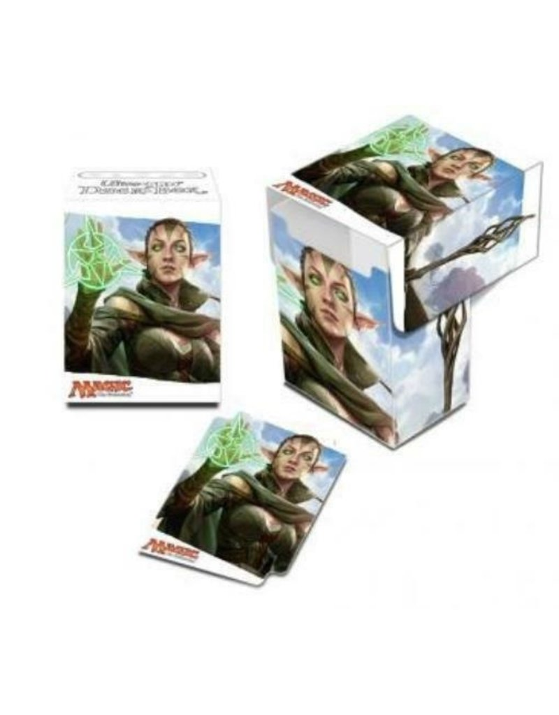 Magic the Gathering: January Release Full View Deck Box 4 - Oath of the Gatewatch - Oath of Nissa