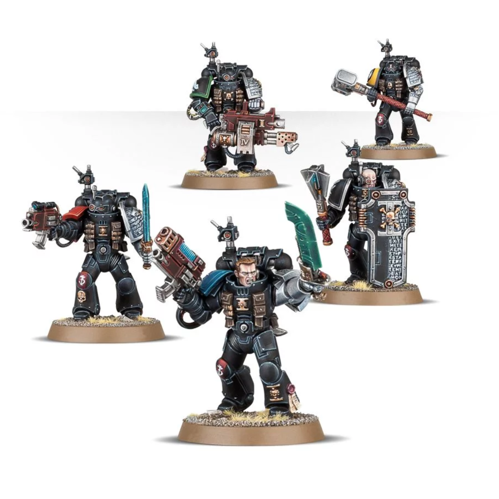 Games Workshop DEATHWATCH Veterans