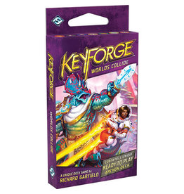 KeyForge: Worlds Collide Deck Display Single