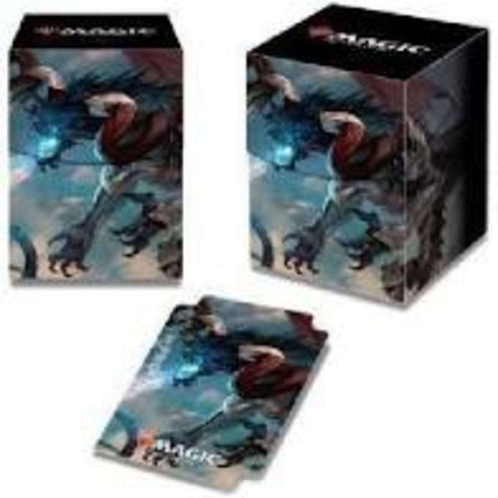Magic The Gathering: Elder Dragon Deck Box Paladia Mors, the Ruiner
