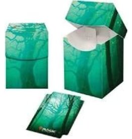 Magic The Gathering: Unstable PRO 100+ Deck Box - Forest