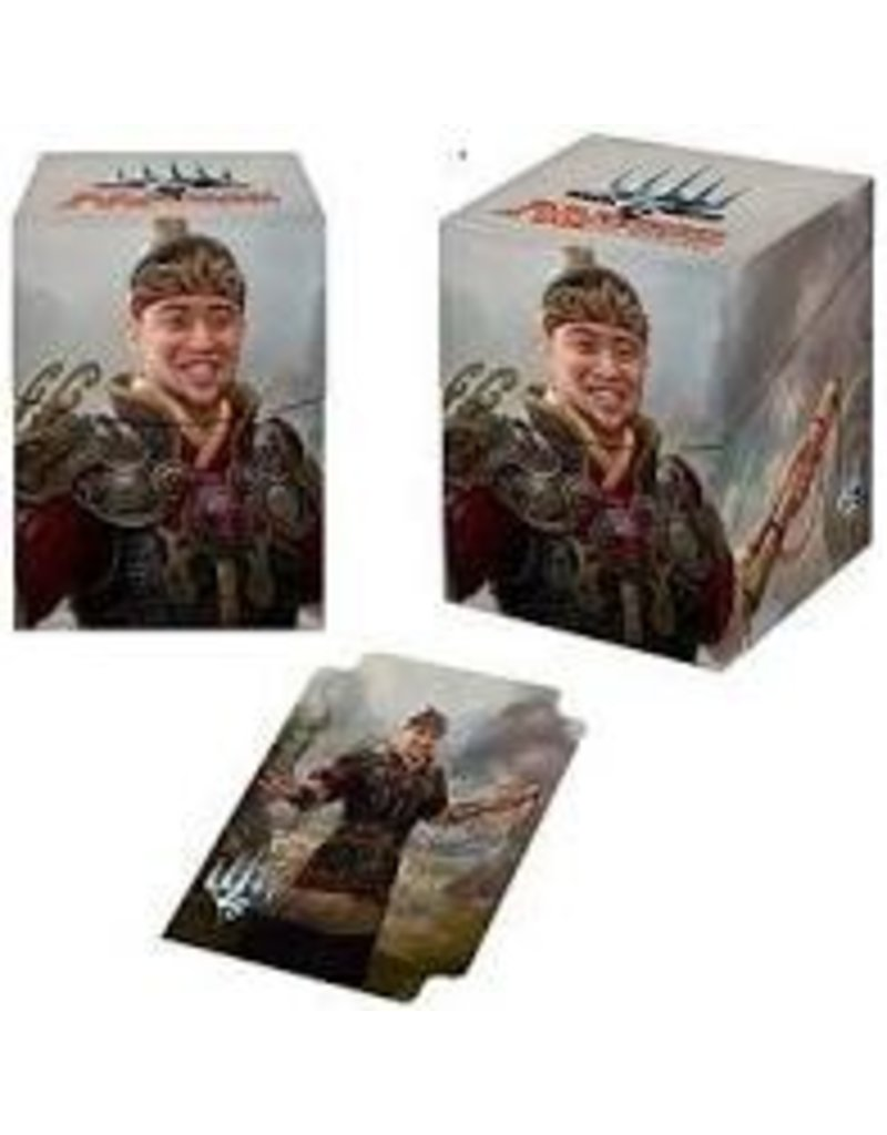 Magic The Gathering: Masters 25 PRO 100+ Deck Box - Imperial Recruiter