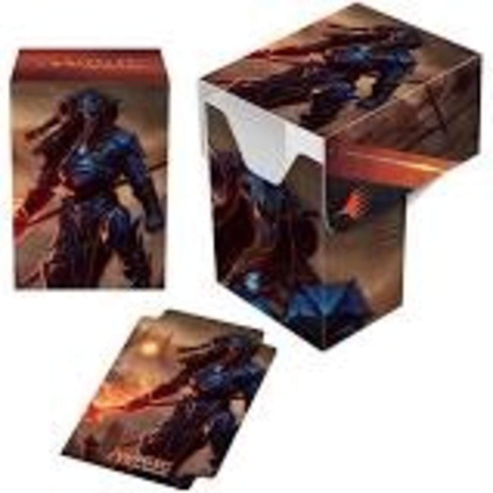 Magic The Gathering: Hour of Devestation v2 Neheb, The Eternal Full-View Deck Box