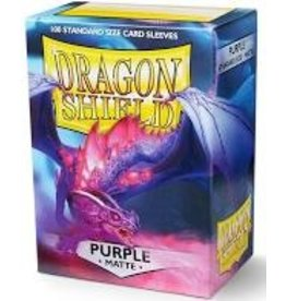Dragon Shields Dragon Shield Matte Purple