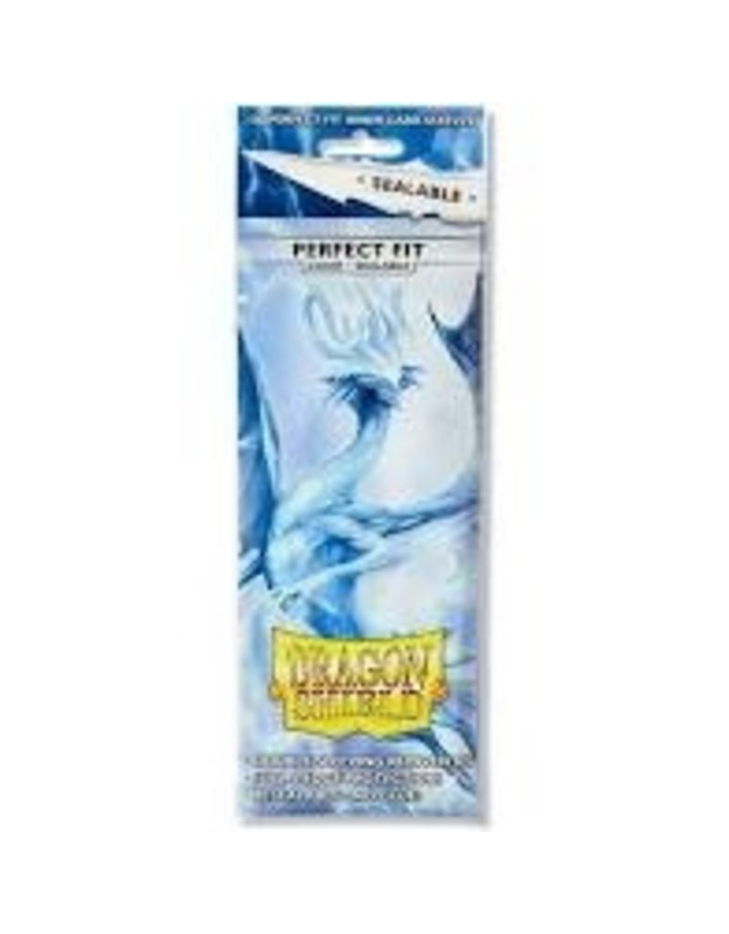 Dragon Shields Dragon Shields Perfect Fit Sealable: (100) Clear
