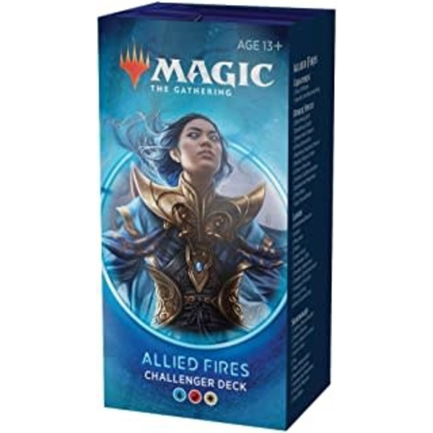 Wizards of the Coast Challenger Deck 2020 - Allied Fires