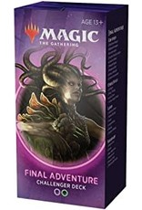 Wizards of the Coast Challenger Deck 2020 - Final Adventure