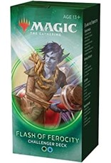 Wizards of the Coast Challenger Deck 2020 - Flash of Ferocity