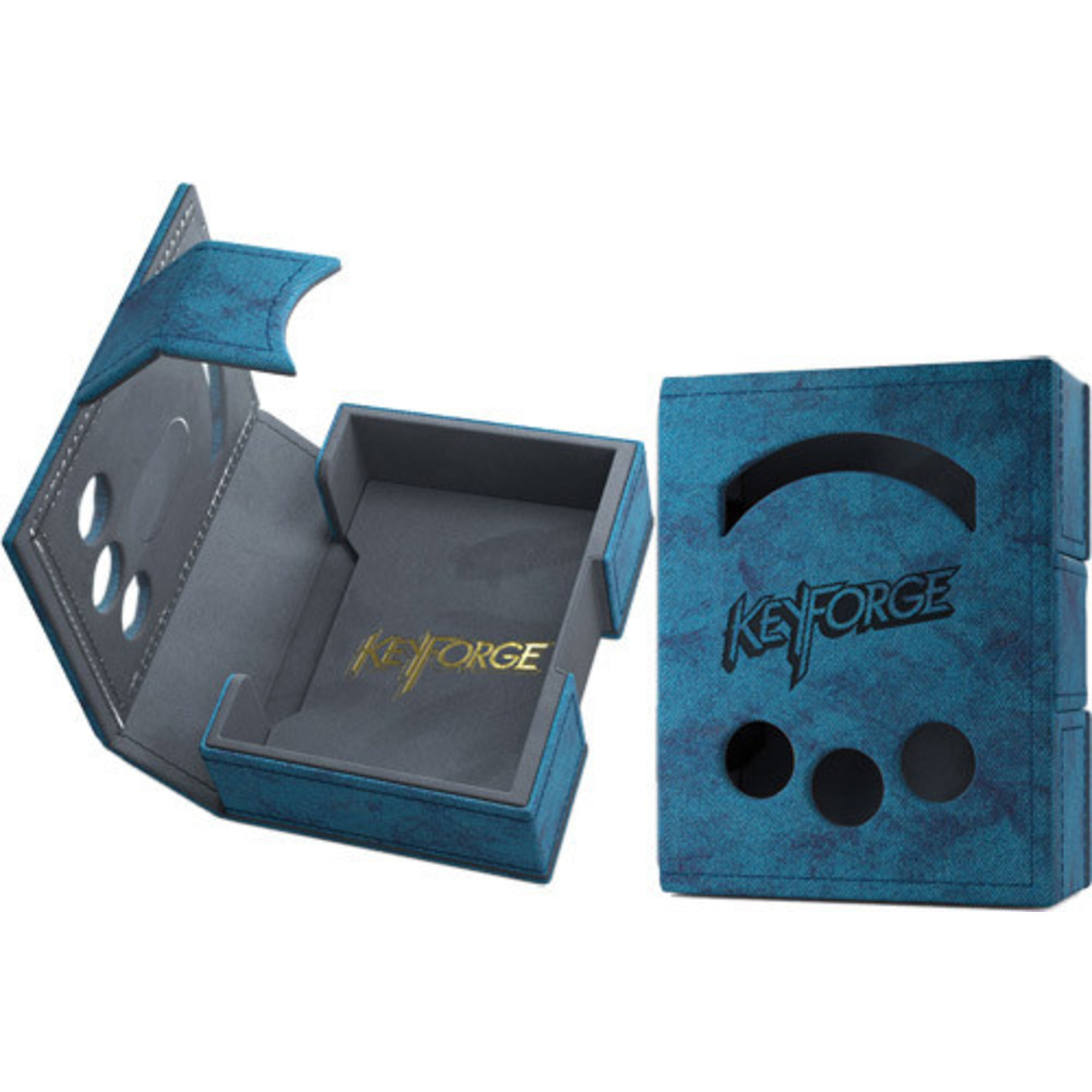 KeyForge: Deck Book - Blue