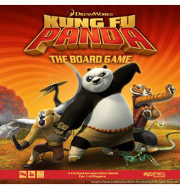 Kung Fu Panda: The Board Game