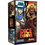 Dice Throne: Season 2 - Box 1 - Gunslinger vs Samurai