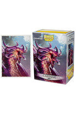 Dragon Shields: (100) Art Sleeves Classic Carnax