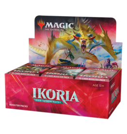 Wizards of the Coast Ikoria: Lair of Behemoths - Booster Box