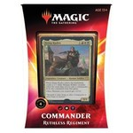 Wizards of the Coast Commander 2020 - Ruthless Regiment