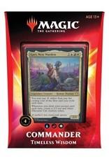 Wizards of the Coast Commander 2020 - Timeless Wisdom