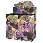 Sword & Shield - Rebel Clash Booster Display (36 packs)