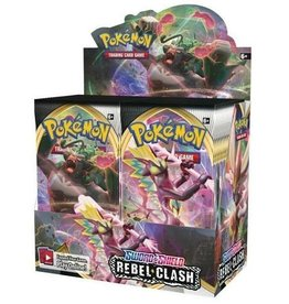 Sword & Shield - Rebel Clash Booster Display (36 packs)