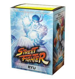 Dragon Shields: (100) Street Fighter Ryu