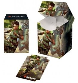 Ikoria Vivien, Monster's Advocate PRO 100+ Deck Box for Magic: The Gathering