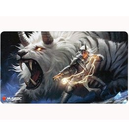Ikoria Fight as One Playmat for Magic The Gathering