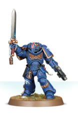 Games Workshop S/M PRIMARIS LIEUTENANT WITH POWER SWORD