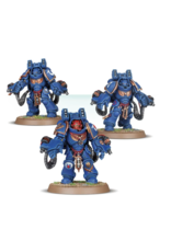 Games Workshop SPACE MARINES PRIMARIS  AGGRESSORS