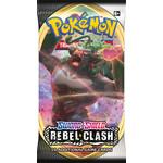Sword & Shield - Rebel Clash Booster Pack