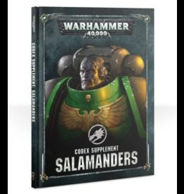 Games Workshop CODEX: SALAMANDERS (ENGLISH)