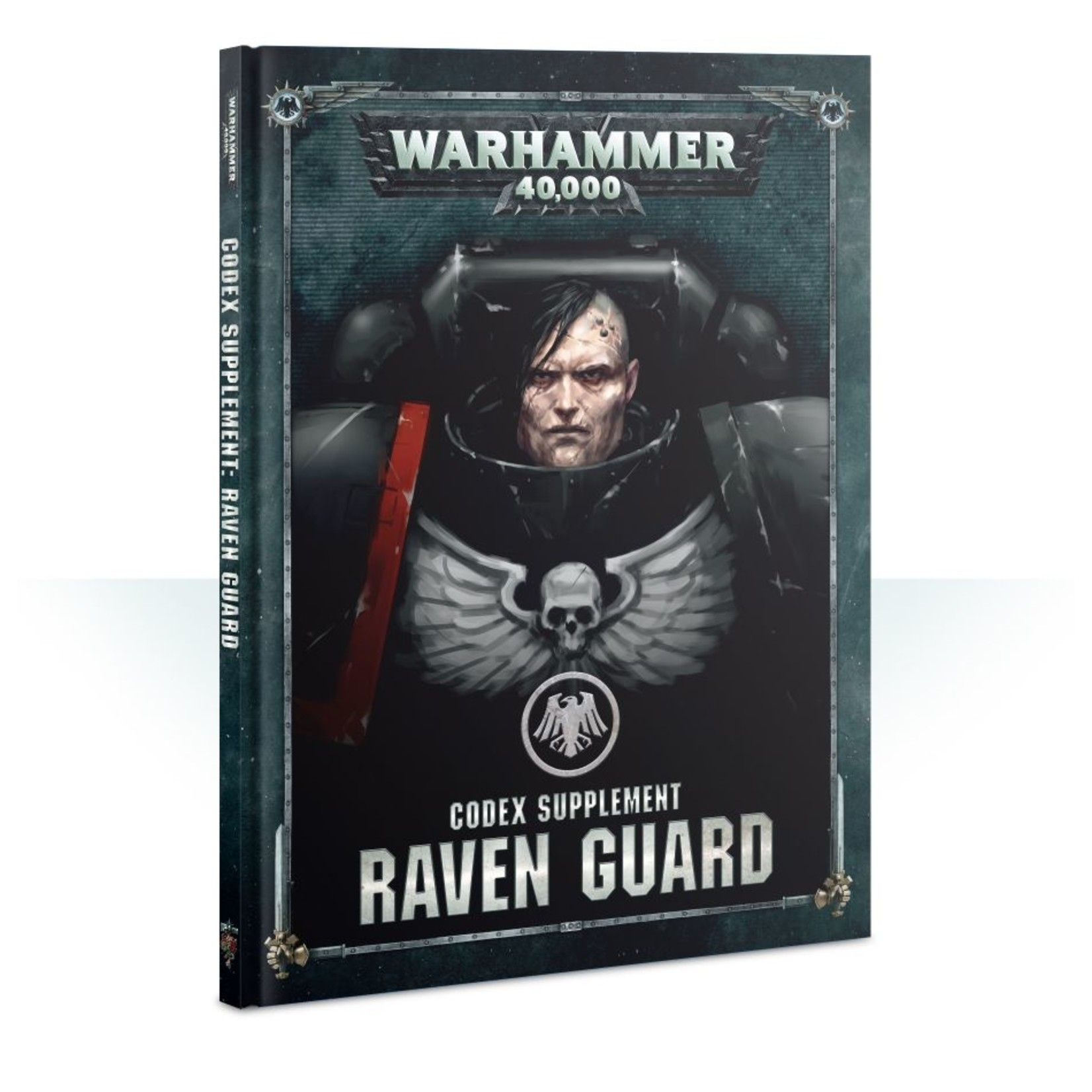 Games Workshop CODEX SUPPLEMENT: RAVEN GUARD (HB) (ENGLISH)