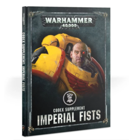Games Workshop CODEX: IMPERIAL FISTS (ENGLISH)