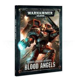 Games Workshop CODEX: BLOOD ANGELS (HB) (ENGLISH)