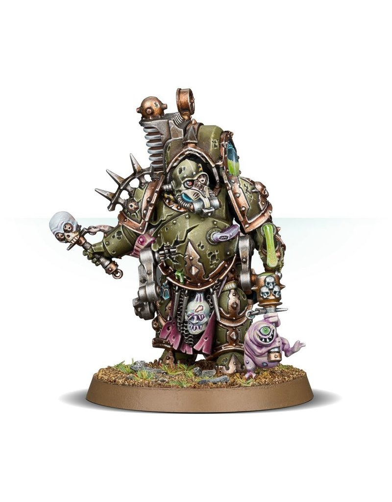 Games Workshop DEATH GUARD FOUL BLIGHTSPAWN