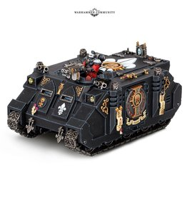 Games Workshop ADEPTA SORORITAS RHINO