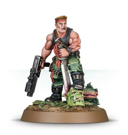 Games Workshop Catachan Sly Marbo