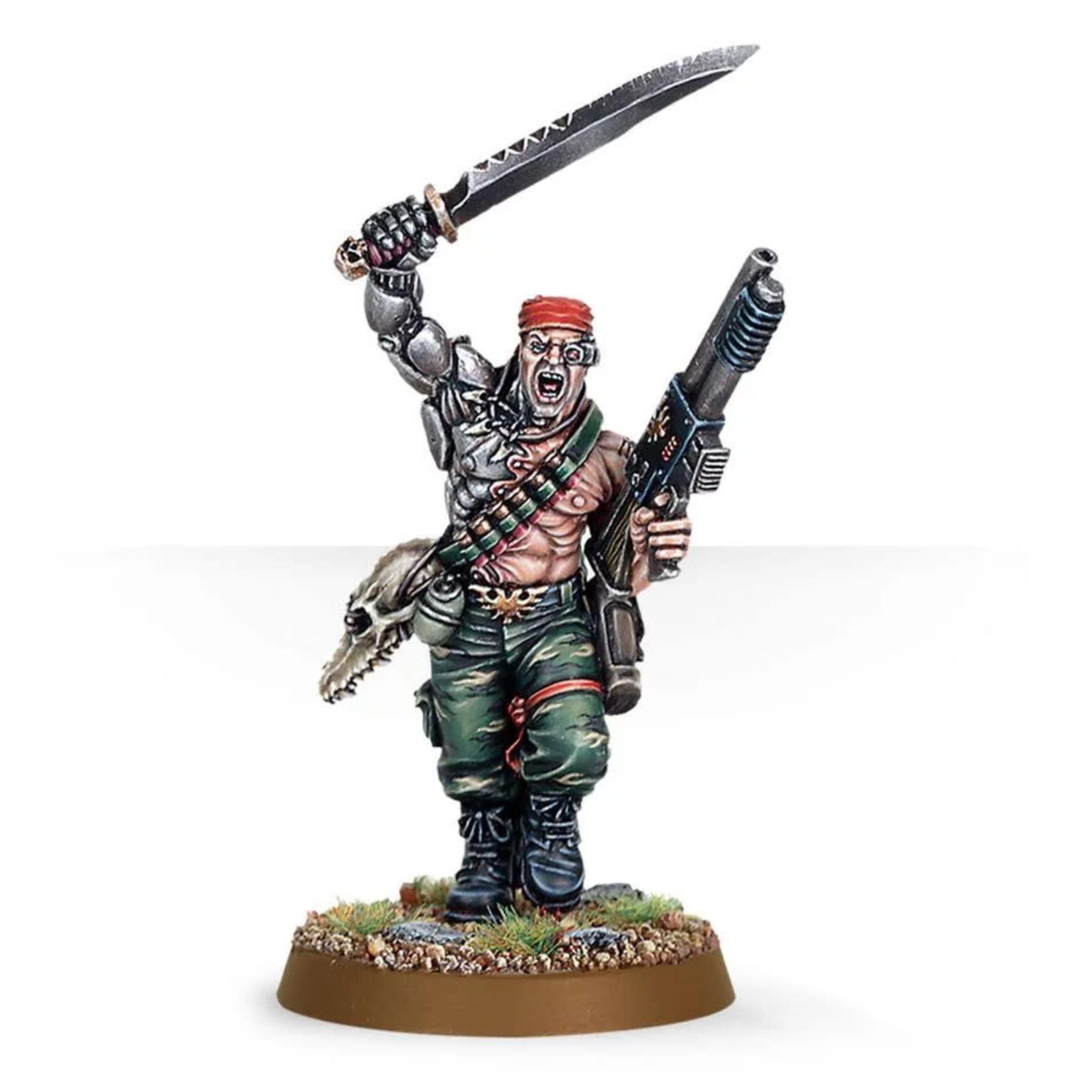 Games Workshop Colonel Iron Hand Straken
