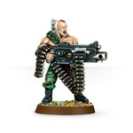 Games Workshop Gunnery Sergeant Harker