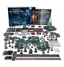 Games Workshop WARHAMMER QUEST: BLACKSTONE FORTRESS ENG