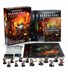 Games Workshop BLACKSTONE FORTRESS: ESCALATION (ENG)