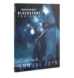 Games Workshop BLACKSTONE FORTRESS: ANNUAL 2019 (ENG)