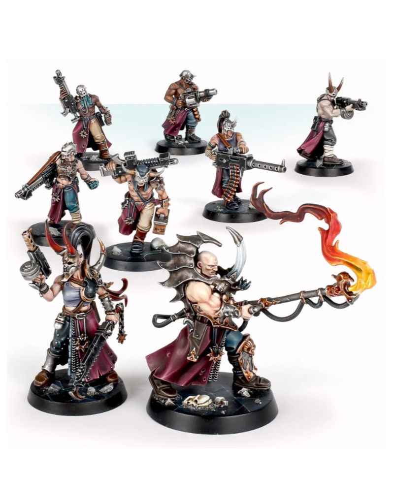 Games Workshop B/STONE FORTRESS: CULTISTS OF THE ABYSS