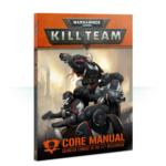 Games Workshop WH40K: KILL TEAM CORE MANUAL (ENGLISH)