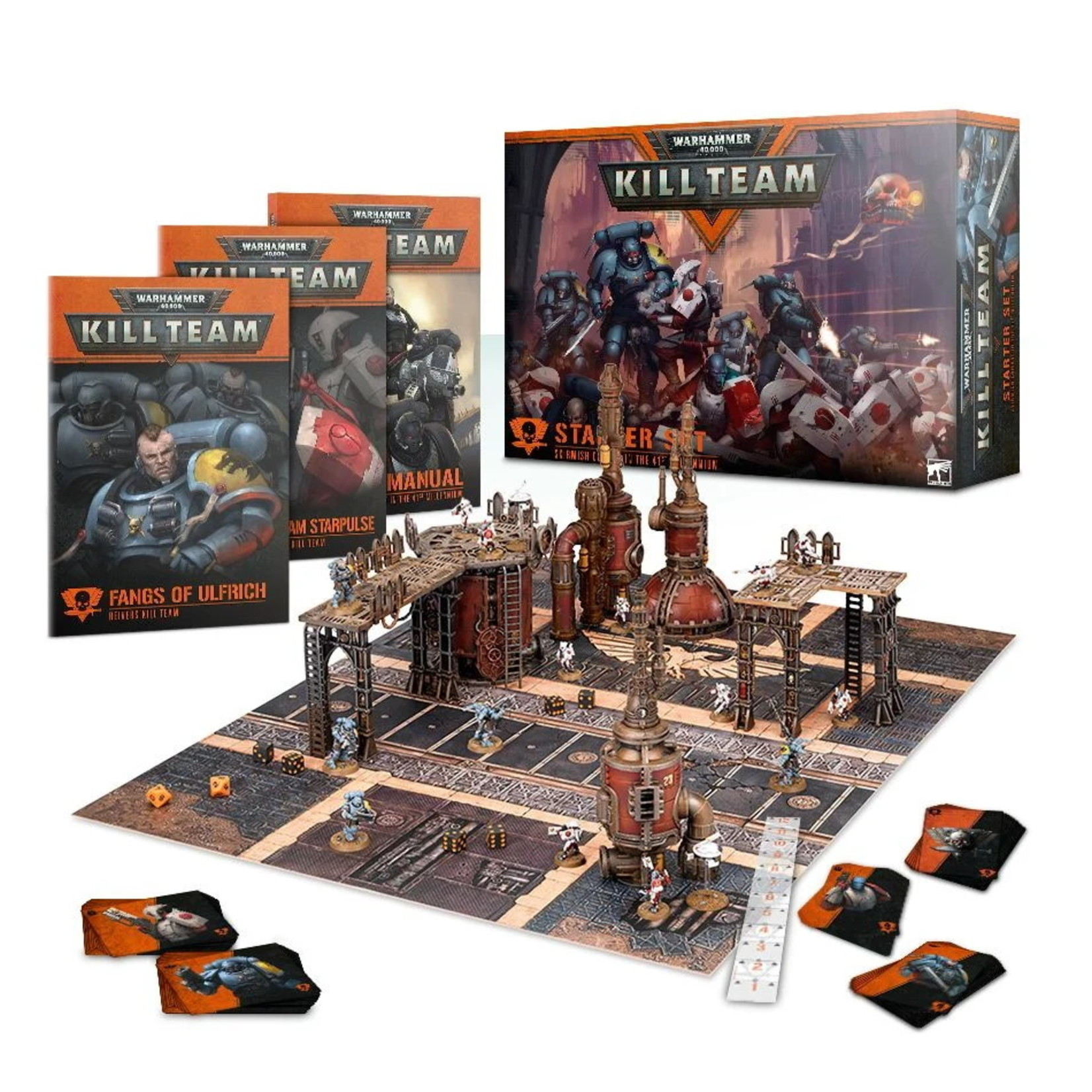 Games Workshop WARHAMMER 40000: KILL TEAM (ENGLISH)