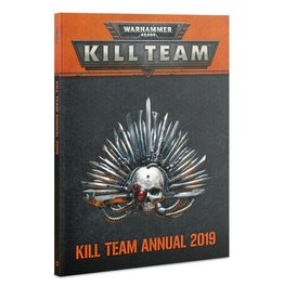 Games Workshop KILL TEAM: ANNUAL 2019 (ENGLISH)