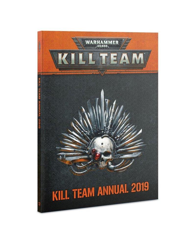 Games Workshop KILL TEAM: ANNUAL 2019 (ENGLISH)
