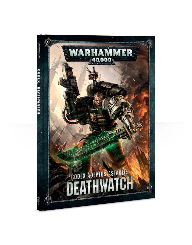 Games Workshop CODEX: DEATHWATCH (HARDBACK) (ENGLISH)